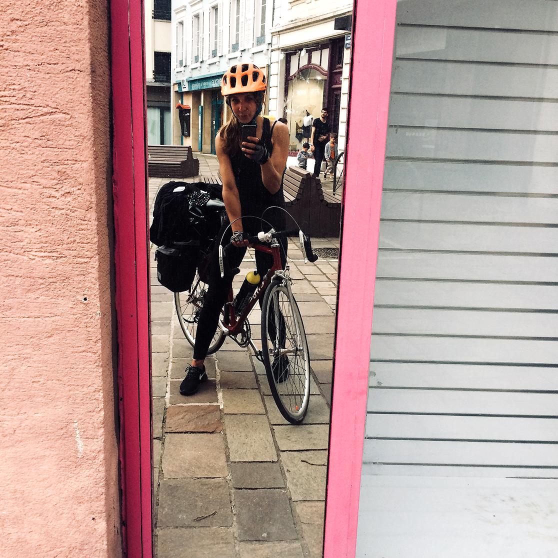 holky na kole
